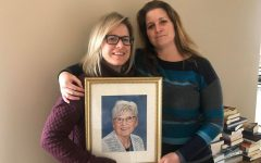 Mary Beth Ragsdale (Madison, WI) and her sister Bridgette Werner (Torrance, CA) were unable to physically attend their mother's funeral due to COVID-19 mandates.