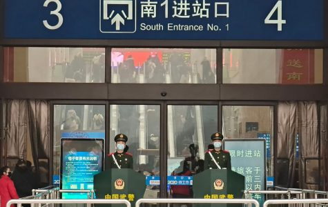 On Feb. 3 China declared the entire state of Wuhan to be under lockdown.