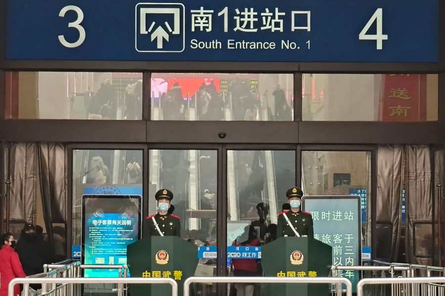 On+Feb.+3+China+declared+the+entire+state+of+Wuhan+to+be+under+lockdown.