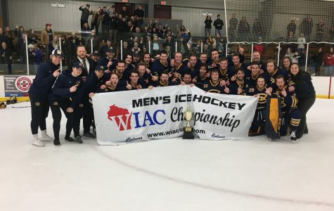 'Business as usual' for Blugold men's hockey
