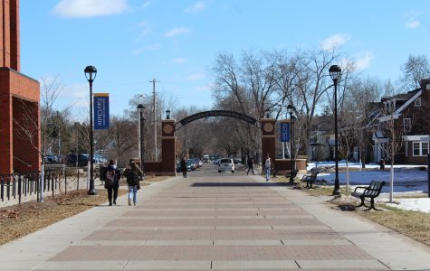 The UW-Eau Claire campus has taken extensive measures to improve sustainability in recent years.