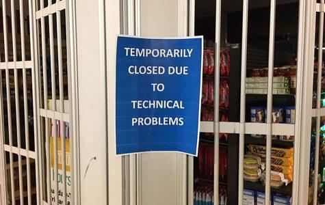 System failure impacts campus