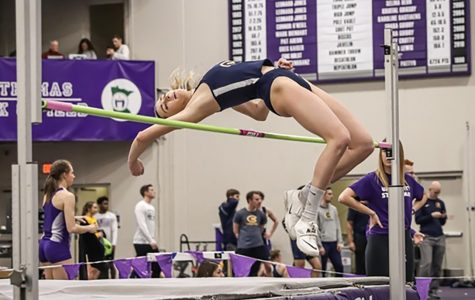 UW-Eau Claire's indoor track and field teams competed at UW-Oshkosh for the Titan Challenge on Saturday, Feb. 22, with the women winning the meet with 112 points and men taking second place with 98.50 points.