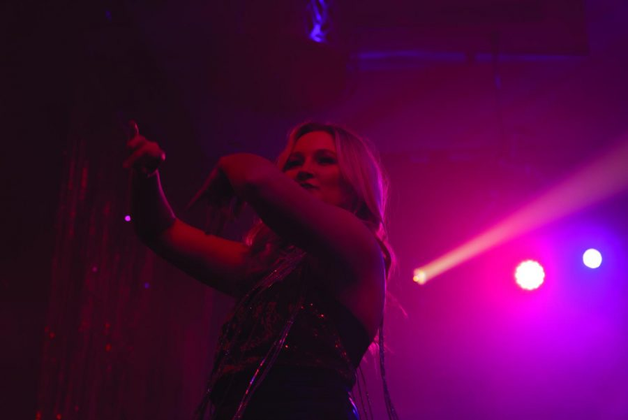 """On Friday, Feb. 28 and Saturday, Feb. 29, UW-Eau Claire held the annual Fire Ball drag show. This year the theme was """"Pride is a Riot."""" The first performance started at 6:30 p.m. and it featured the UWEC Concert Dance Company."""