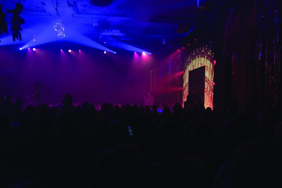 """At UW-Eau Claire, Fire Ball is held every year. Fire Ball is a drag show that is hosted by drag queens from """"RuPaul's Drag Race."""" This year's Fire Ball had Peppermint and Nina West as the headliners."""