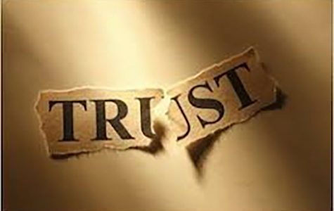 Trust isn't easy to build when it's been broken, but there are possibilities in doing so.