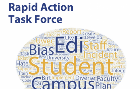 "The EDI Rapid Action Task Force released their final report on Jan. 31 before their dissolution in February, but are now calling on the UW-Eau Claire administration to make ""all deliberations and documents related to the incident and subsequent investigation"" public."