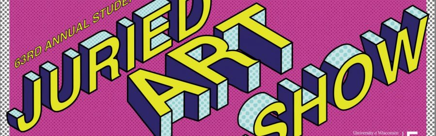 For the 63rd year, the Juried Art Show is presenting the works of UW-Eau Claire students