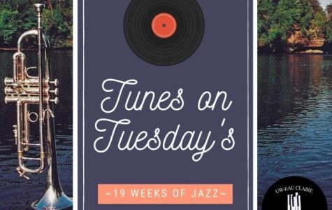On the 21 different CDs produced by the jazz studies department, there were former jazz students' recordings starting back in 1993, where they created covers of other songs throughout the years.