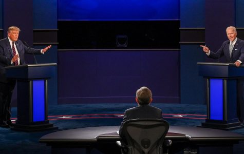 Joe Biden and Donald Trump participated in the presidential debate on Sept. 29.