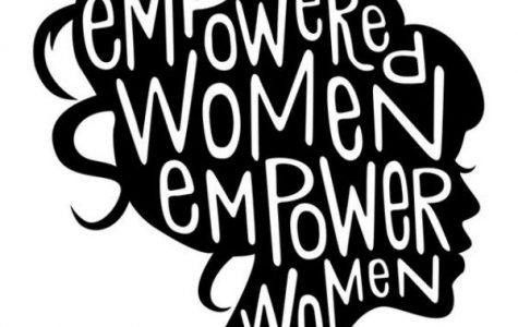 Women who are empowered will in turn empower other women. The female population is unstoppable.