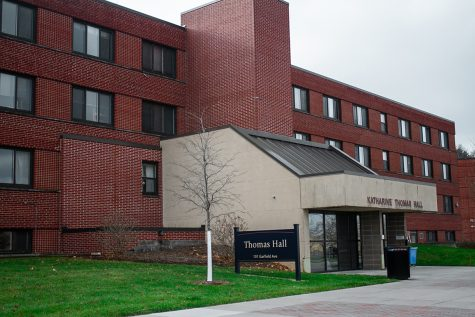 Katharine Thomas Hall, which is adjacent to Putnam Hall — the current on-campus quarantine and isolation space — will be an additional quarantine hall during the Spring 2021 semester.