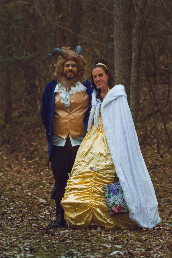 The event also offered a costume contest for adults.