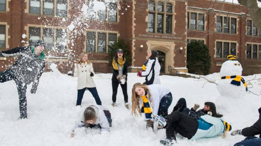 Come one, come all to UW-Eau Claire's Winter Carnival