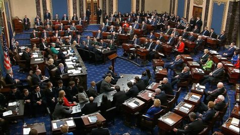 The U.S. Senate votes to acquit Donald Trump to bring his second impeachment to an end on Feb. 13.