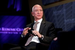 Bezos is not only the head of Amazon, but also owns several ventures like the Washington Post and others under Bezos Expeditions.