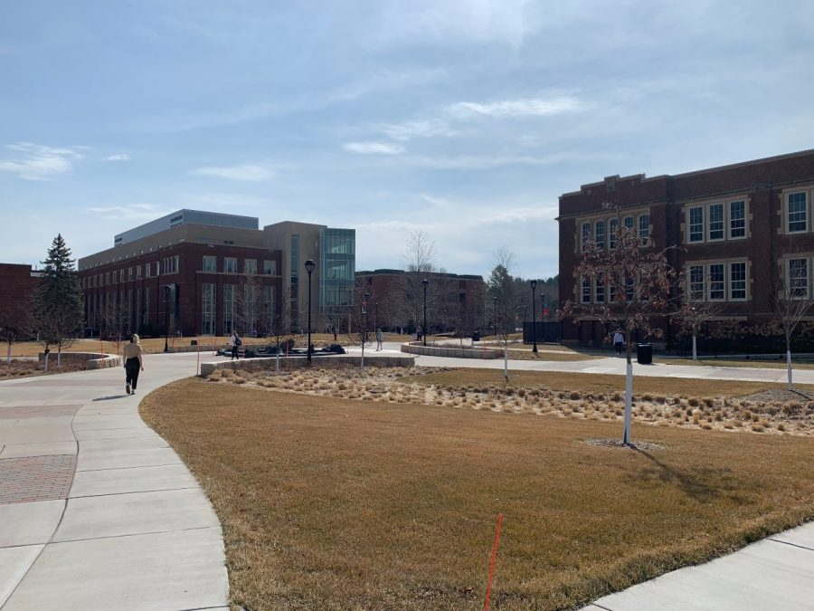 Students grapple with the administration's decision to cancel spring break despite attempts to encourage self-care.