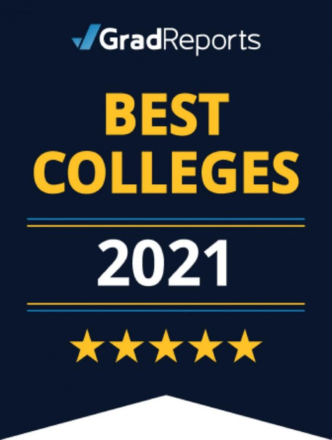UW-Eau Claire ranks eighth in Wisconsin for best bachelor's degrees, sixteenth nationally for best music degrees and fourth nationally for best health care administration degrees.