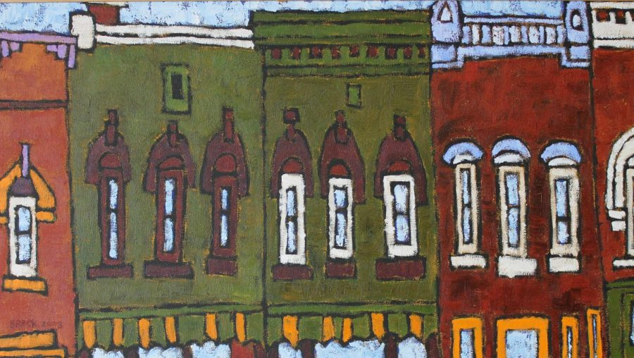 ose Dolan-Neill, curator of Eau Claire: Our Landscape, said the exhibit shows reclaimed objects and watercolors portraits of familiar places around the city of Eau Claire. The exhibit is free for all to attend virtually on the Pablo Center website.