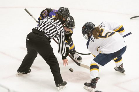 The Blugolds took their first loss of the season against UWRF on Friday