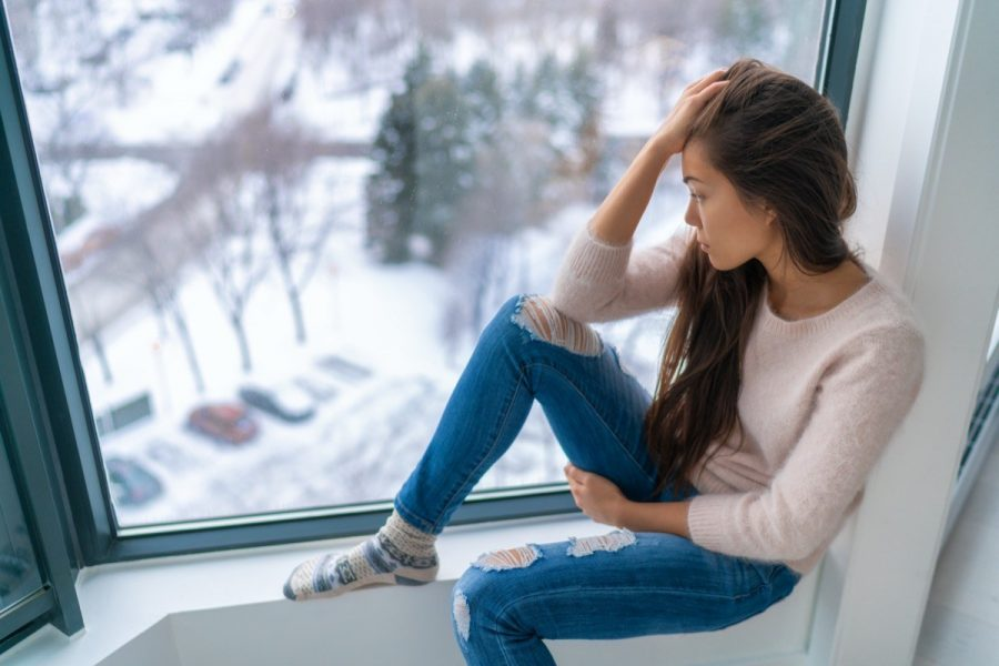The upcoming midterms aren't the only thing affecting mental health- weather is too, and it plays a larger role than initially thought.