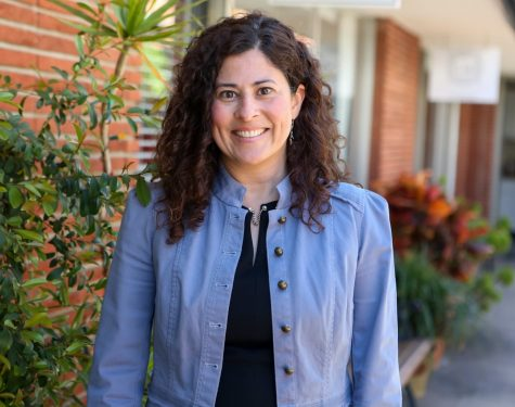 California native Olga Diaz is starting at UW-Eau Claire on June 14.