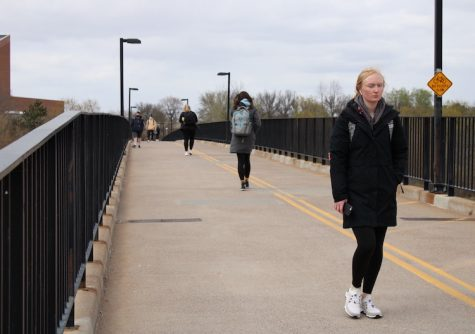 "An email sent to students on April 8 announced there would be two ""wellness days"" on April 16 and 29 in lieu of a spring break. Some Blugolds still have assignments due on those days, preventing them from fully stepping ""away from the classroom,"" as the email from the Chancellor's Office indicated."