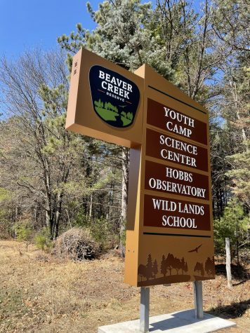 Beaver Creek Reserve, located in Fall Creek, gears up for the Earth Week Challenge.