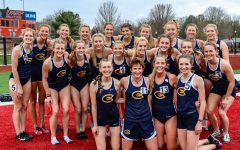 The UW-Eau Claire women's track and field team competed at the Ashton-Esten invitational in La Crosse.