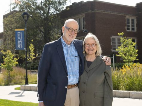 Brady and Jeanne Foust are longtime supporters of UW-Eau Claire and hope to encourage Blugold success with their donation.