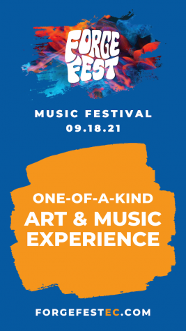 Students and Eau Claire locals can enjoy both art and music at an upcoming festival.