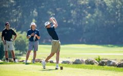 """Covey said the Blugolds had the advantage of being familiar with the Eau Claire Golf & Country Club as their """"home course."""""""
