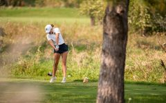 UW-Eau Claire finished third for the week after gaining a lead after round one.