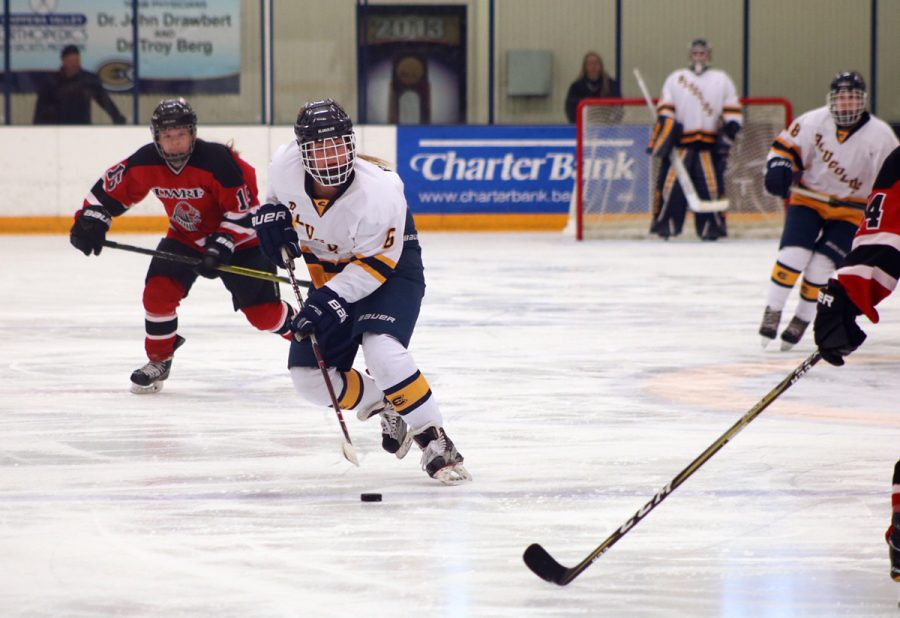 The Blugolds finished with a 9-3-1 record through the COVID-19 pandemic last season.
